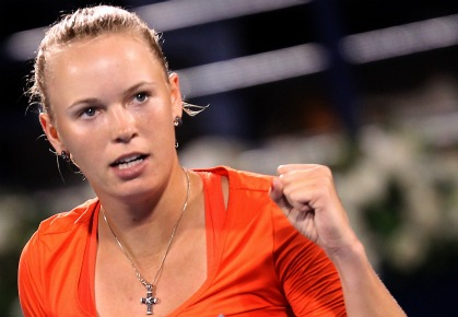 Caroline Wozniacki wins Kremlin Cup title over Sam Stosur in Moscow