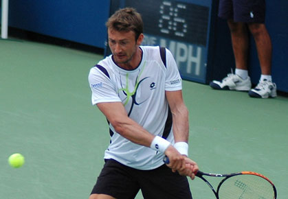 Juan Carlos Ferrero retires at the 2012 Valencia Open this week