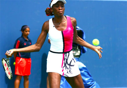 Venus Williams Wins 2012 Luxembourg