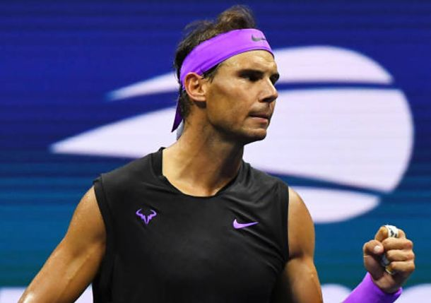 Nadal Pulls away from Berrettini and into 5th US Open Final
