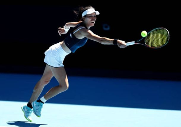 Hsieh Su-Wei, at 35, Reaches a Well-Deserved Singles Milestone