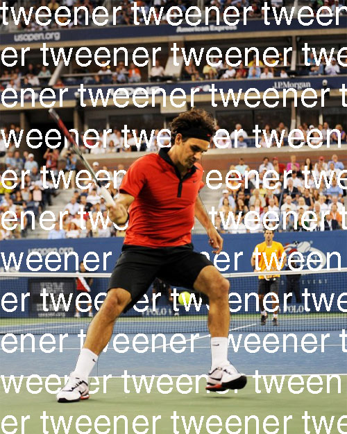 how to hit a tweener