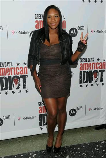 SerenaWilliamsAmericanIdiotserenaWilliams