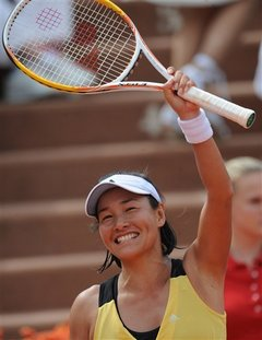 kimiko date krum at the french open