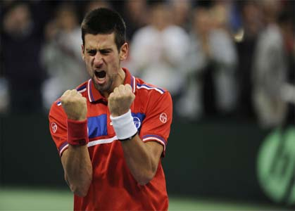 Djokovic Returns for Serbia, Murray Out of Davis Cup Quarters