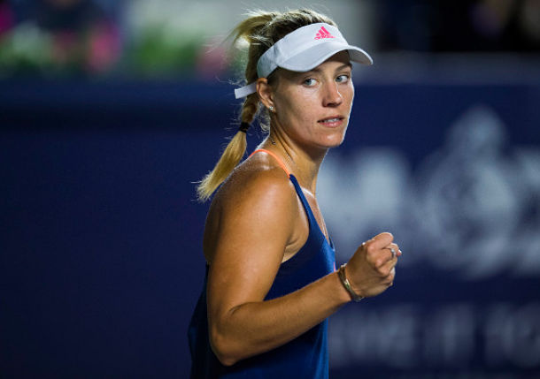 Kerber's Struggles Still a Mystery as Disastrous Season Continues