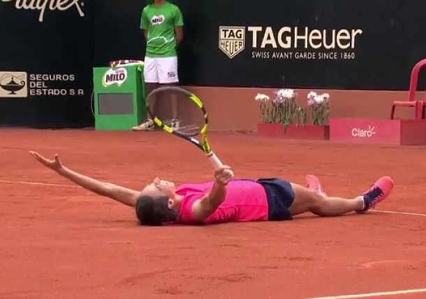 Watch: Schiavone Wins Bogota Title and Celebrates Like the Boss that She Is