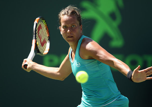 Strycova Reaches Quarterfinals at Ladies Open Biel Bienne