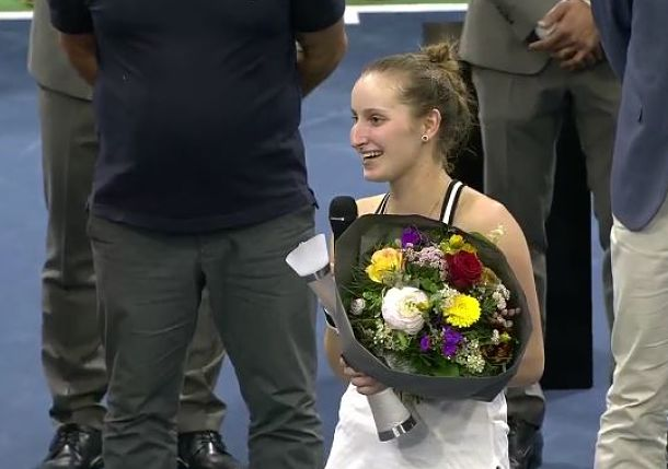 17-year-old Vondrousova Claims Maiden Title in Biel