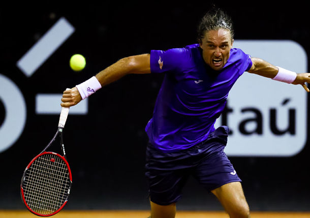Dolgopolov Stays Red-Hot in Rio, Wins Seventh Straight