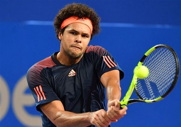 Jo-Wilfried Tsonga brushes aside Pouille to win third Marseille title