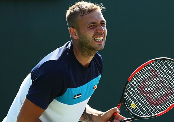 Dan Evans Dropped by Ellesse
