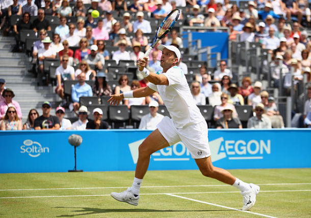 Muller's the Man at Queen's Club