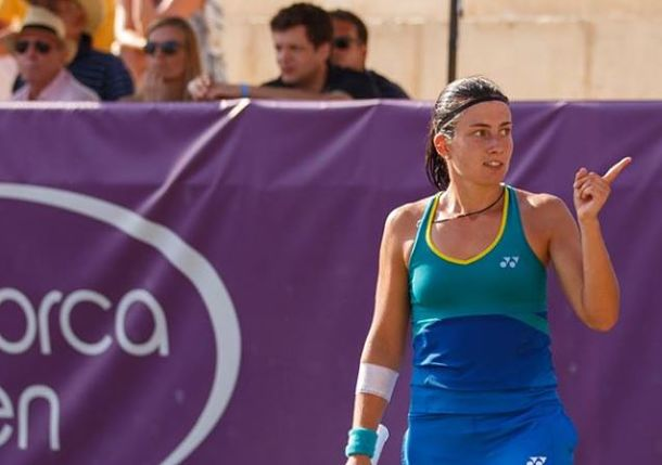 Sevastova Wins Mallorca Title, Her First Since 2017