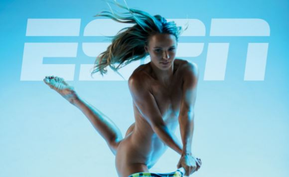 Caroline Wozniacki Snags ESPN Body Issue Cover