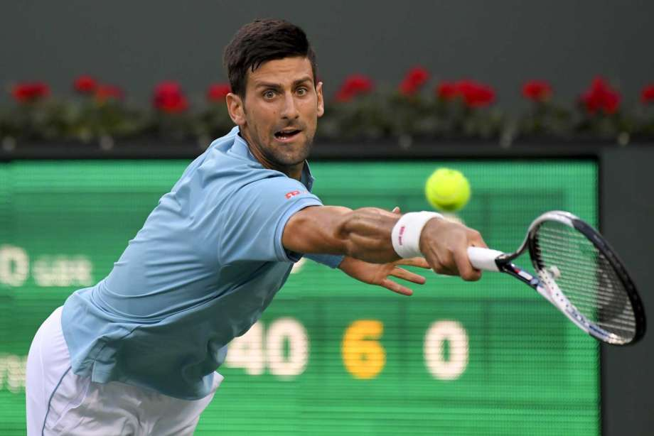 Djokovic's 18th Consecutive Win at Indian Wells Sets Del Potro Clash
