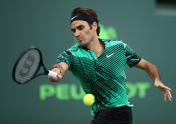 Miami Open Live Blog Sponsored by Tecnifibre, Monday March 27