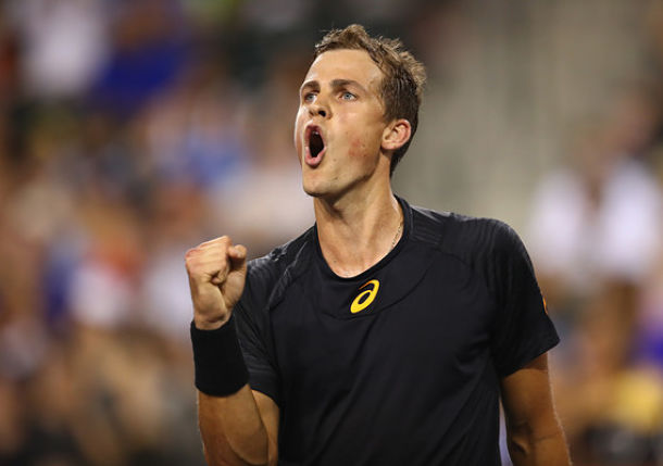 Top-Seeded Murray Stunned at Indian Wells