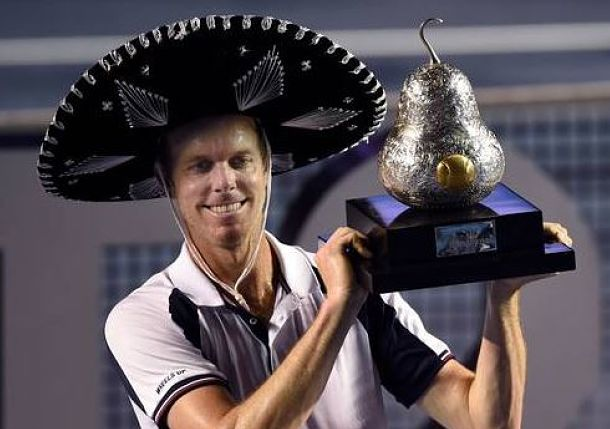 Querrey Completes Dream Run with Win over Nadal in Acapulco