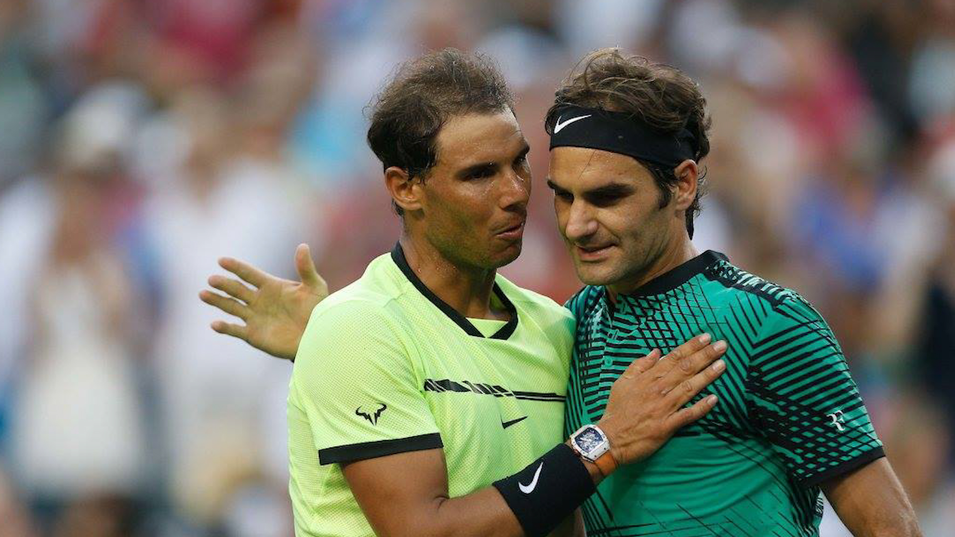 Federer on Game-Changer-Kyrgios on Character-Ivanovic's New Role