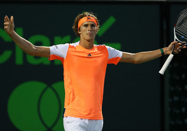 Zverev, Kyrgios Take Down Towers