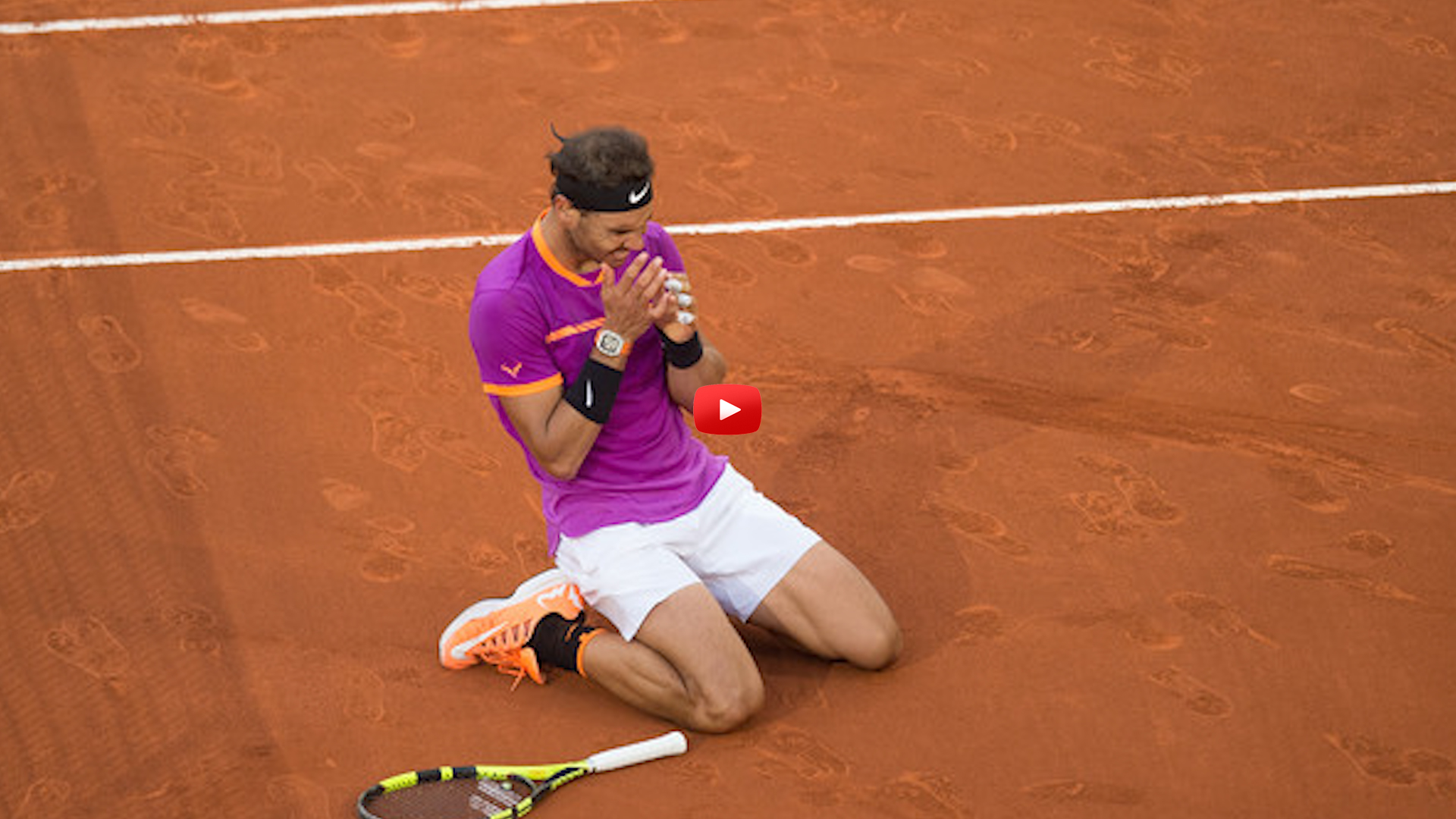 Five Reasons Rafael Nadal is going to win the French Open Title This Year!