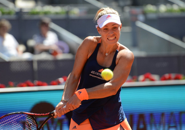 By the Numbers: Jarry Rising, Kerber Rolling
