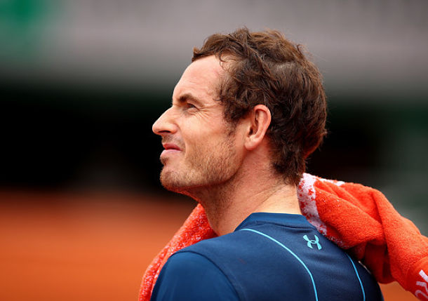 Top-Seeded Murray Finished Strong to Reach Round Two in Paris