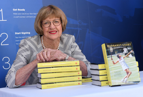 Margaret Court's Comments on Gay Marriage Inspire Anger and Move to Rename Arena