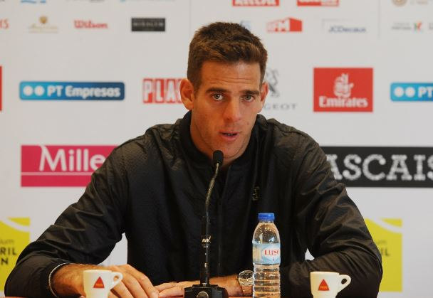 Del Potro forced out of Estoril Due to Grandfather's Death