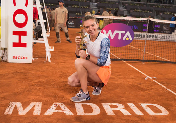 Halep Claims Back-to-Back Madrid Titles