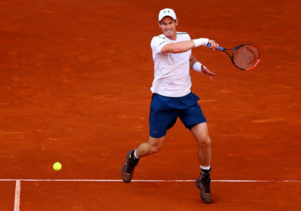 Murray Starts Strong in Madrid