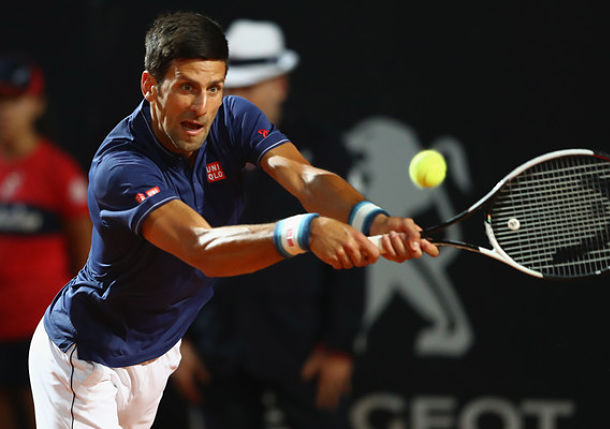 Djokovic Catching Fire in Rome