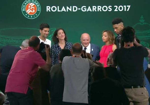 Nadal, Djokovic Placed in Same Half of Roland Garros Draw