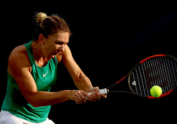 Halep Reaches Cincy Final, Stretches Streak to Nine
