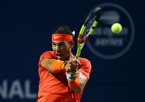 Refuse to Lose: Nadal Fights Past Cilic in Toronto