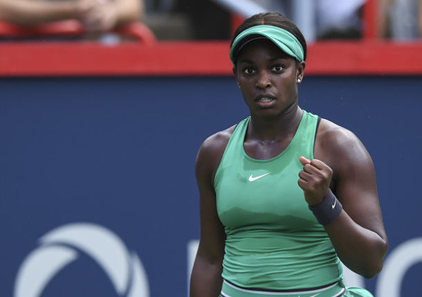 Sloane Stephens Sets Roland Garros Rematch with Halep in Montreal