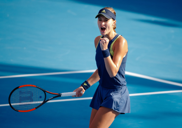 By the Numbers: Mladenovic Surging, Federer Primed for No.1