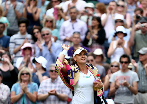 Agnieszka Radwanska, Shotmaker Extraordinaire, Announces Retirement