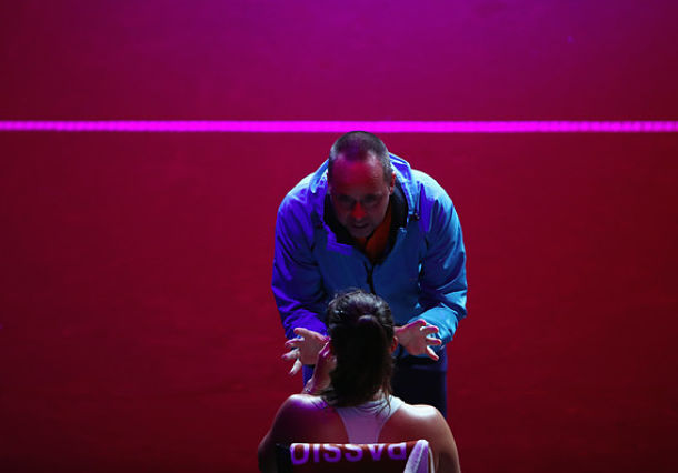 Watch: Kasatkina is the Great Wall of Russia
