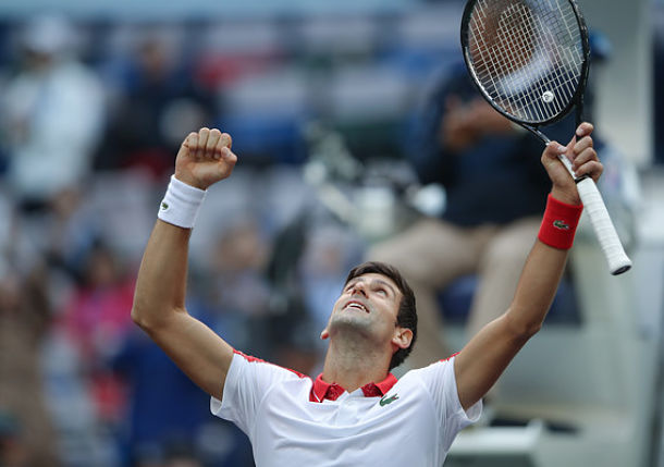 Djokovic Powers Past Zverev for 17th Consecutive Win