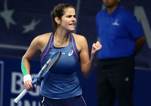 Goerges Defeats Bencic for Sixth Career Title at Luxembourg
