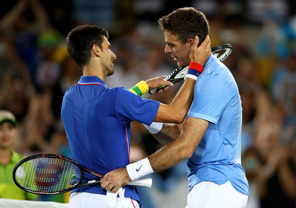 Friends, Rivals, Fire, Fury: Djokovic, Del Potro Set for Title Clash in NYC