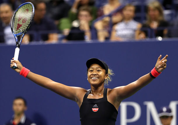 Naomi Osaka: Clutch and Eager to Face Serena Williams for U.S. Open Title