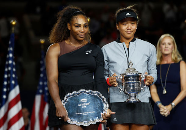Twitter Reacts to Naomi Osaka's Victory over Serena Williams at U.S. Open