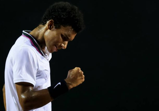 Felix Auger-Aliassime Reaches First 500 Semi-Final at Rio