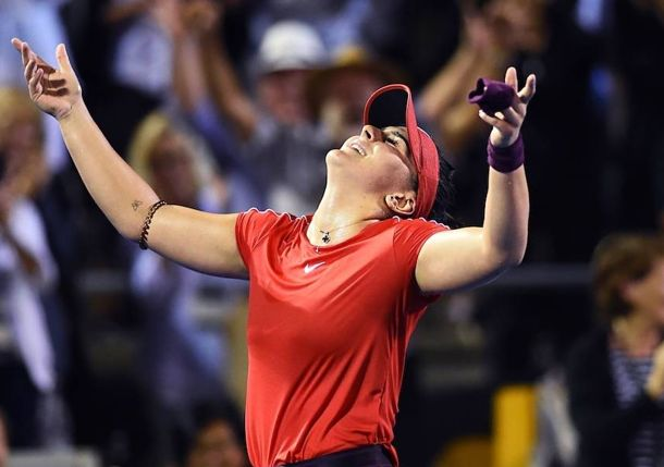 Oddo and Out: Andreescu Displaying Immense Potential in Auckland