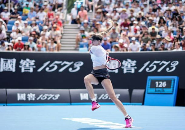 Resurgent Bouchard Ready for the Biggest Challenge in Tennis