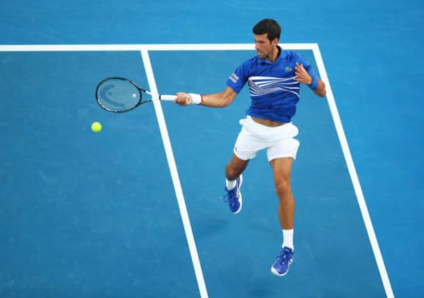 Djokovic Stars with a Sterling Performance Down Under
