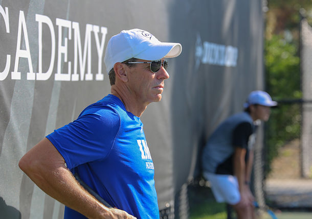 Former World No.5 Jimmy Arias on IMG Tennis and His Heyday